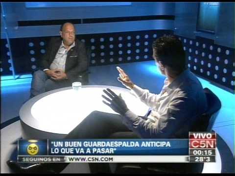 C5N - EL ANGEL DE LA MEDIANOCHE: ENTREVISTA A DANY LA MUERTE