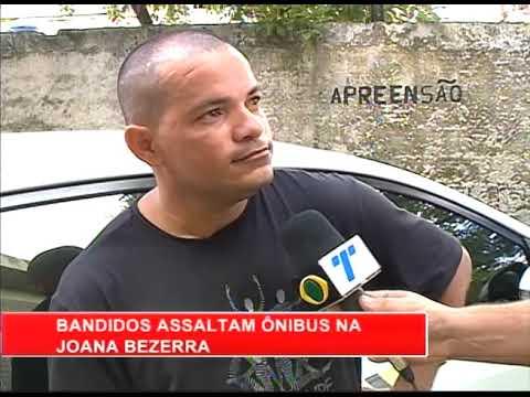 [RONDA GERAL] Bandidos assaltam ônibus na Joana Bezerra