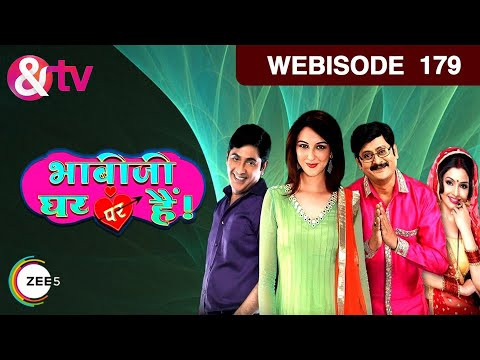 Bhabi Ji Ghar Par Hain - Episode 179 - November 05