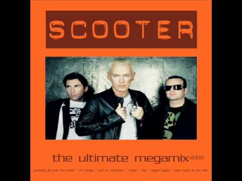 Scooter The Megamix