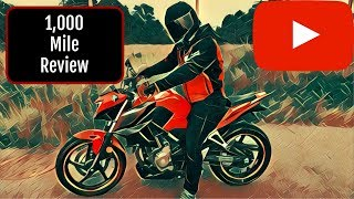 6. 1,000 Mile Review on the Honda CB300F