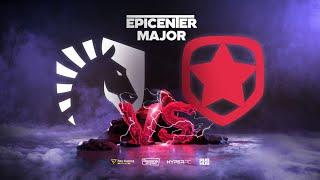 Team Liquid vs Gambit Esports, EPICENTER Major, bo3, game 1 [Mila & Smile]