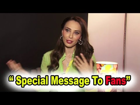 Iulia Vantur Gives Special Message To All Her Fans| Radha Kyon Gori Main Kyon Kaala |