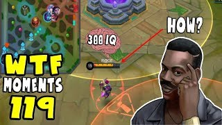 Video Hanzo Smart Body - Mobile Legends WTF Moments Funny Moments Episode 119 MP3, 3GP, MP4, WEBM, AVI, FLV Agustus 2019
