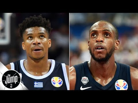 Video: Team USA vs. Greece preview: How will Giannis be defended at the 2019 FIBA World Cup | The Jump