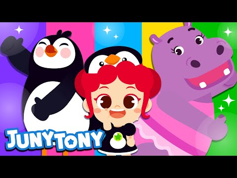 ChuChuWa | Dance Along with Juny and Tony! | Camp Song for Kids | Kindergarten Song | JunyTony