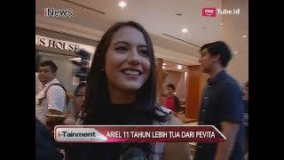 Video Beda Usia 11 Tahun, Ariel Noah Pacari Pevita Pearce - i-Tainment 12/07 MP3, 3GP, MP4, WEBM, AVI, FLV September 2018