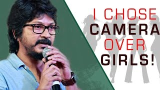 "Vishnuvardhan – ""I Chose Camera Over Girls!""  Kollywood News 01/09/2015 Tamil Cinema Online"