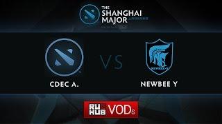 CDEC.A vs Newbee.Y, game 2