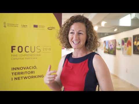 Entrevista Verónica Carrascosa en Focus Pyme y Emprendimiento Horta Nord[;;;][;;;]