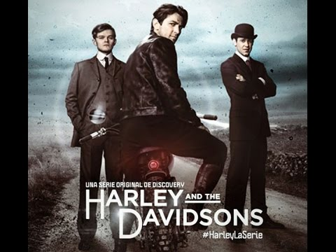 Harley and the Davidsons 1x03