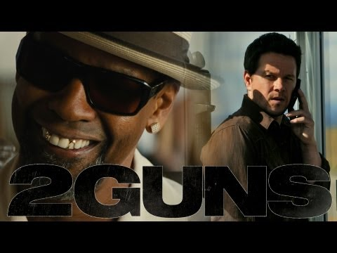2 Guns Clip 'Hit the Bank'