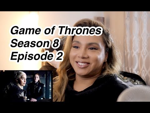 Game Of Thrones Season 8 Episode 2 Reaction & Review !