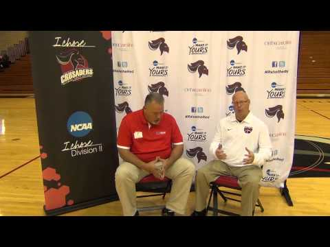 2015-16 Belmont Abbey Men's Basketball Season Preview