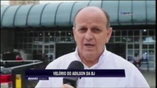 18/05 – Band Cidade VT - Reportagem mostra o velório do empresário e ex-presidente da ACIM, Adilson Santos. Ele lutou contra com um câncer por três anos. Fal...