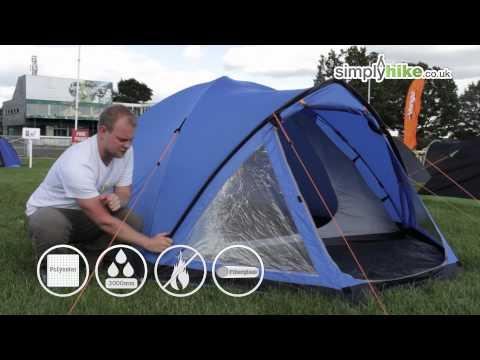 Predstavitev šotora Alpha 400: www.youtube.com/watch?v=vsynZ_vTOj4