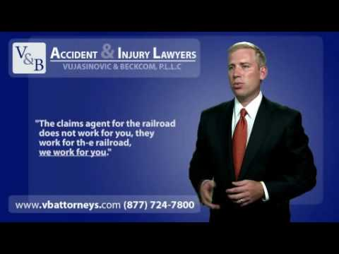Railroad Accident Attorney in Houston, Texas