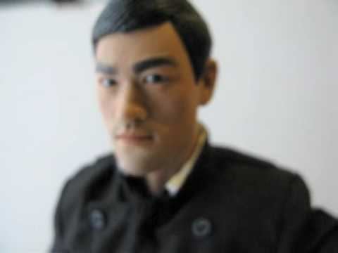 Enterbay Bruce Lee (kato) from the TV Show Green Hornet review