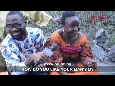 How Do You Like Your Man's D? | What Do You Like In A Woman's Body? | Pulse TV Vox Pop