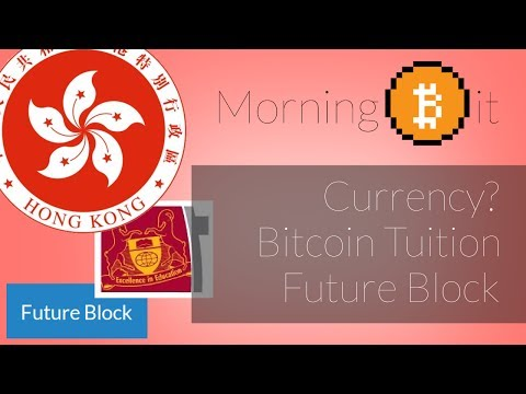 Commodity or Currency? + Bitcoin Tuition + Future Block | Morning Bit Ep 14
