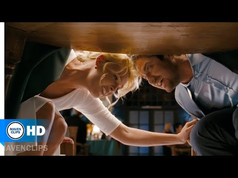 The Ugly Truth 2009   Vibrating underwear in dinner 😰😰 (6/10) (1080 HD)