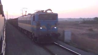 Bhilai India  city images : Captivating Compilation of Mega Railway Infrastructure In & Around Steel City Bhilai, India