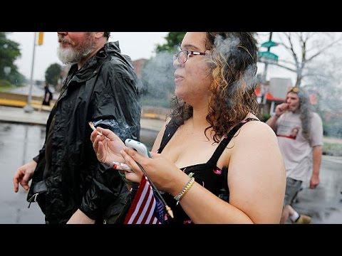 ΗΠΑ: Παραμένει παράνομη η μαριχουάνα
