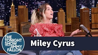 Video Miley Cyrus Reveals Her Reasons for Quitting Weed MP3, 3GP, MP4, WEBM, AVI, FLV April 2018