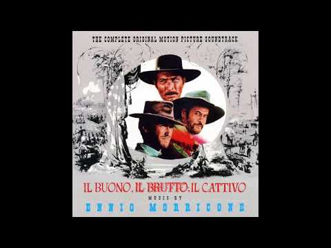 The Good, The Bad And The Ugly | Soundtrack Suite (Ennio Morricone)
