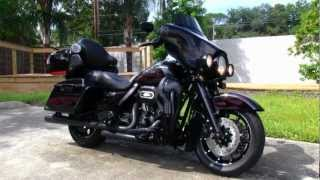 3. Used 2010 Harley-Davidson CVO Ultra Classic Electra Glide Screaming Eagle FLHTCUSE5