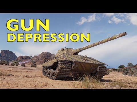 WOT - Do You Have A Bad Case Of Gun Depression? | World of Tanks