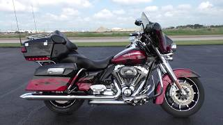 3. 955299 - 2011 Harley Davidson CVO Ultra Classic   FLHTCUSE6 - Used motorcycles for sale
