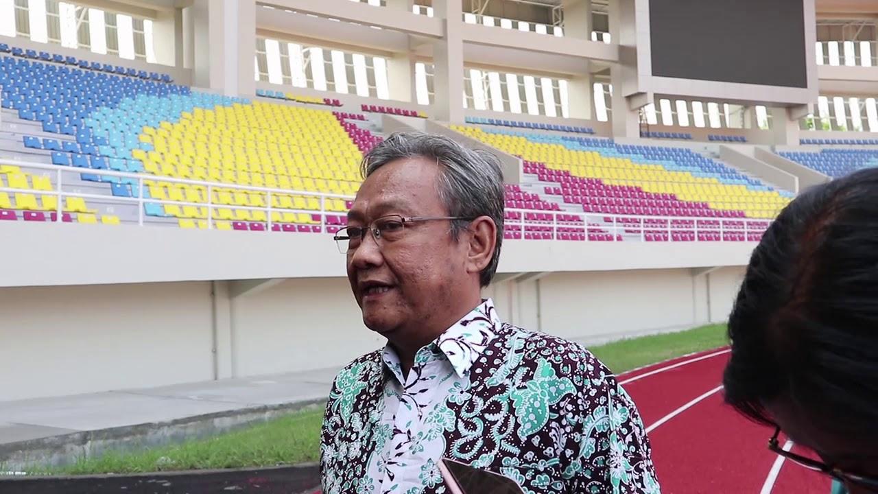 Senin 16 Desember 2019 Sidak Komisi IV di Stadion &  GOR Manahan, Museum Keris & ndalem Joyokusuman