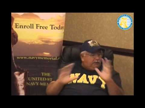 USNM Interview of Harry Rodriguez Part Three Life on the USS America and memories of VAH10