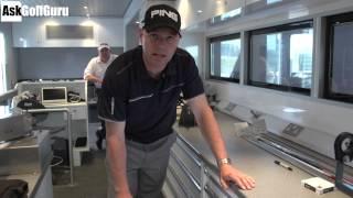 Ping Golf Tour Van