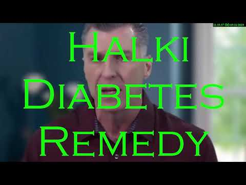 Diabetic diet - Halki Diabetes Remedy Anti Diabetic Herbs - How To Treat Diabetes ?