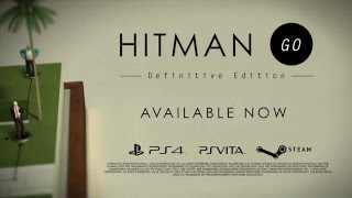 Видео Hitman GO: Definitive Edition