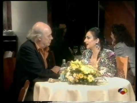 Lola Flores entrevista a Paco Rabal-Sabor a Lolas-