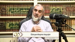 30-Dünyevileşme Kayıştır - Nureddin Yıldız - Sosyal Doku Vakfı