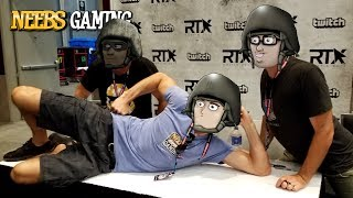 """RTX 2017, We traveled to Austin Texas and here is our story.http://www.rtxaustin.com/►Subscribe  http://bit.ly/1NOKqlUOur Patreonhttps://www.patreon.com/neebsgaming►https://Twitch.tv/NeebsgamingOur Shirts►https://Hankandjed.Spreadshirt.com/Buy Our Music►http://bit.ly/1LiDPfV►Facebook - https://www.Facebook.com/NeebsGaming►Twitter - https://Twitter.com/Neebsofficial► http://www.neebsgaming.netMusic:""""Neebs Gaming Intro"""" - by Hank and Jed © Copyright - Hank and Jed / Hank and Jed (889211211401)""""Wingy Dang-Dang"""" - by Hank and Jed © Copyright - Hank and Jed / Hank and Jed (888174285504)"""