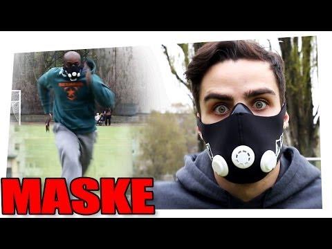 Trainings-Maske im Test
