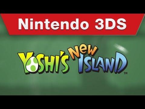 Yoshi's New Island E3 Trailer