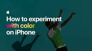 Video How to experiment with color on iPhone — Apple MP3, 3GP, MP4, WEBM, AVI, FLV September 2018