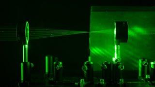Ils rendent des objets invisibles avec 4 lentilles