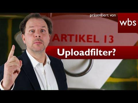 Kommen jetzt die Uploadfilter? - Parlament stimmt für neues Urheberrecht