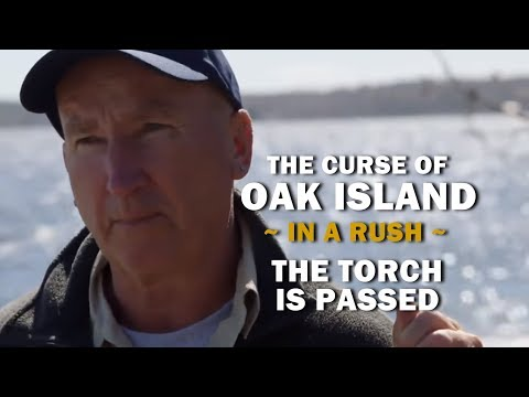 The Curse of Oak Island (In a Rush) | Season 7, Episode 1 | The Torch is Passed