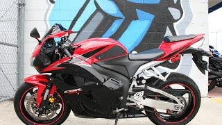 4. 2011 Honda CBR600rr ... Very Clean with only 2537 miles!!