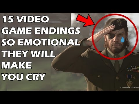 Video 15 Video Game Endings So EMOTIONAL They Will Make You CRY download in MP3, 3GP, MP4, WEBM, AVI, FLV January 2017
