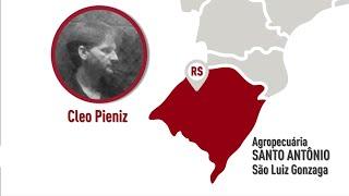 RS - São Luiz Gonzaga - Cleo Pieniz