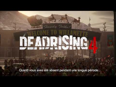 Dead Rising 4 - Trailer - PS4